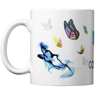 Mug pour impression quadri en sublimation