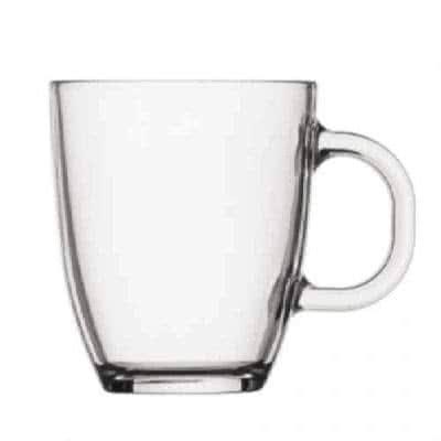 Mug en verre trempé BODUM Bistro 0.35 L Transparent