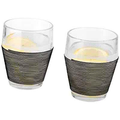 Set de 2 verres Timo