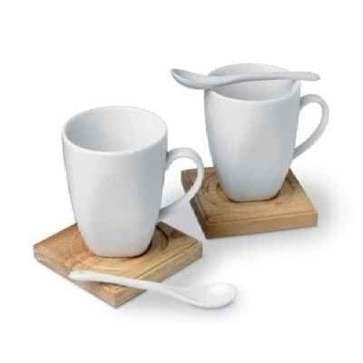 Set café en céramique